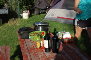 CookingnCamping