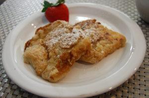 Vegan Bananna French Toast - Divine!