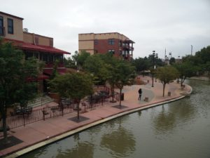 Pueblo's downtown riverwalk