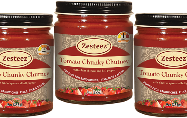 Tomato Chunky Chutney