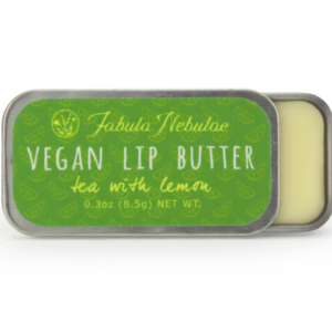 vegan lip butter