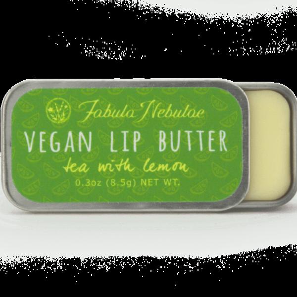 vegan lip butter