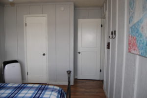 After pic of upcycled doors