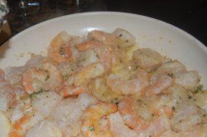 Seafood Provencal