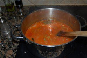gumbo cooking