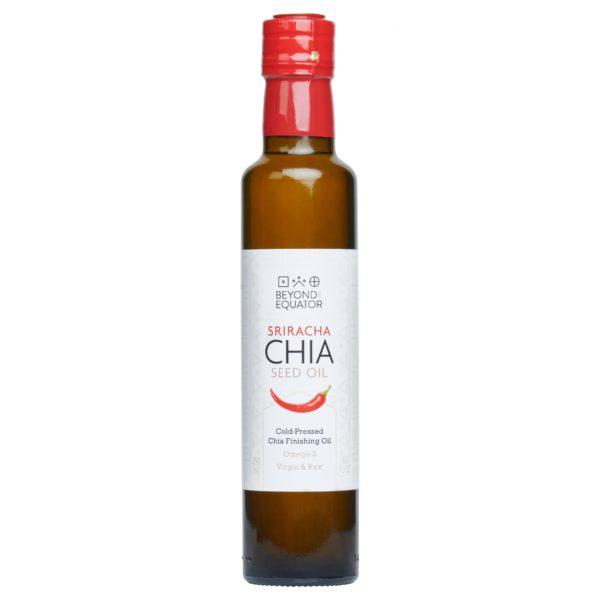Sriracha Chia Seed Oil