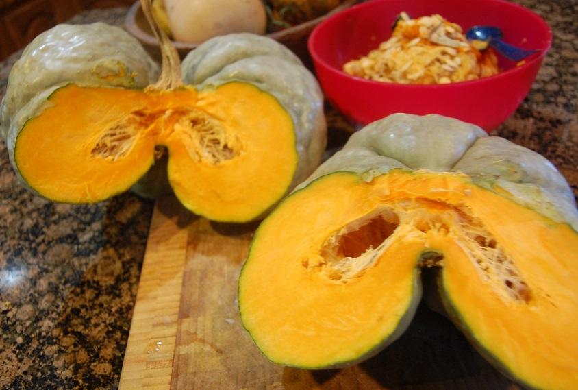 Don't toss those pumpkins away!