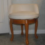 Before Pic of Vanity Stool