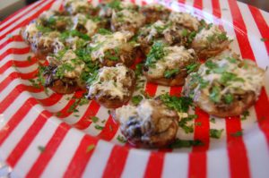 Stuffed Mushrooms
