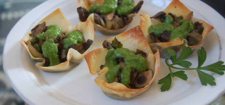 Healthy Holiday Appetizer Ideas