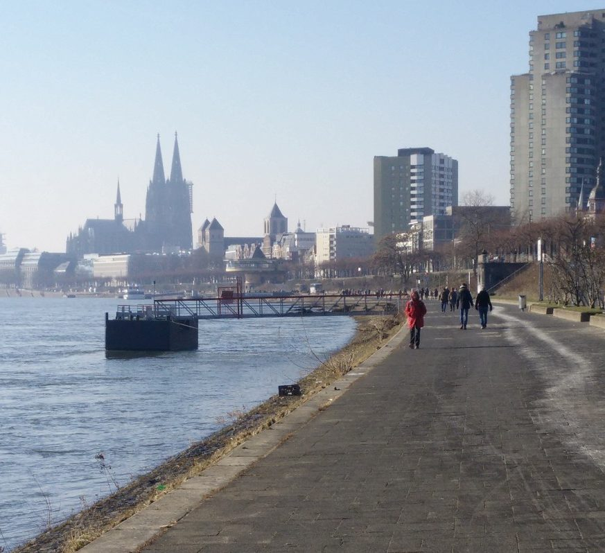 Walking the Rhine