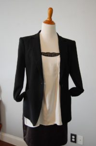 Black Satement Jacket