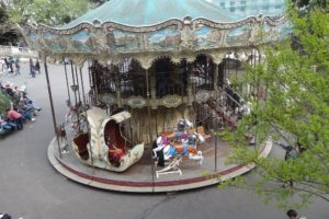Carousel on Mont Martre