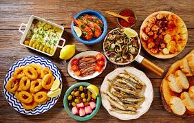 It's time for tapas!