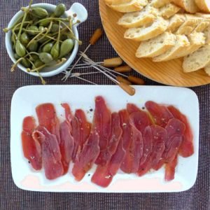 Dried Tuna Tapas