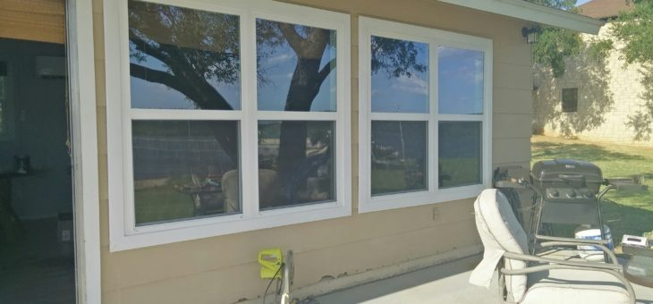 Replace Old Inefficient Windows