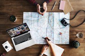 budget travel planning