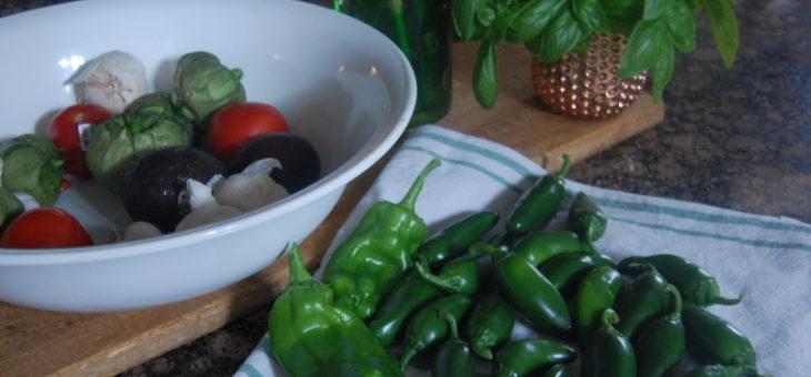 Hot Pepper Harvest & Hot Sauce Recipes