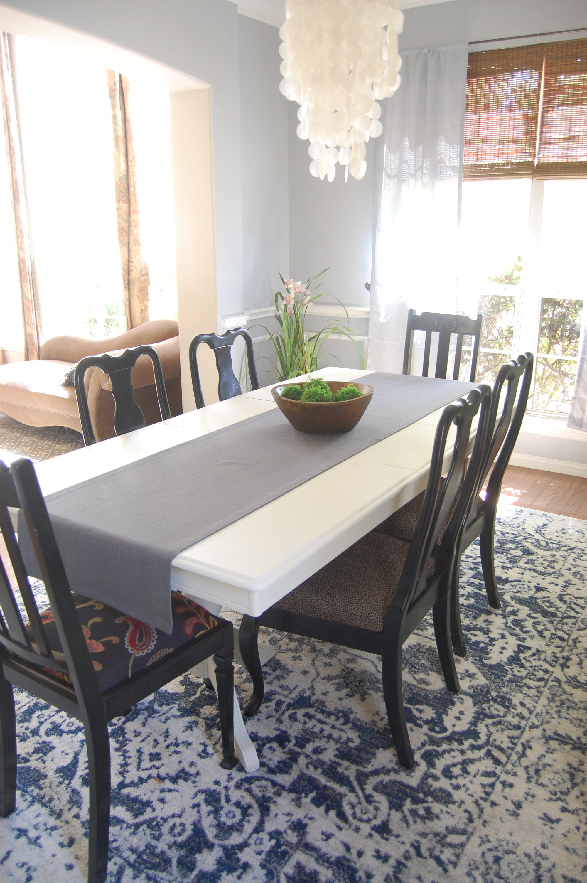 Dining table makeover  Flawless Chaos