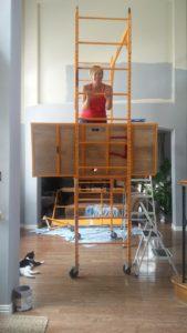 Assembling the Scaffolding