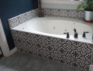 Finished Bath